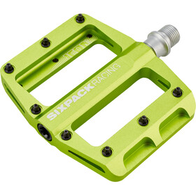 Sixpack Icon Mini Pedaler grøn